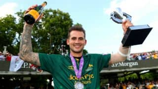 Alex Hales' record-breaking 187* powers Nottinghamshire to One-Day Cup win vs Surrey