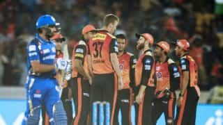 Highlights, IPL 2018, MI vs SRH, Match 23 at Wankhede: SRH win by 31 runs