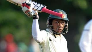 Mushfiqur Rahim, Nasir Hossain rescue Bangladesh in tour game