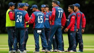 Nepal to begin ICC World Cricket League Division 2 tournament against Namibia