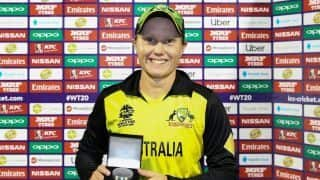 "Women's World T20: Semi-final berth ""massive"" for No 1 Australia – Meg Lanning"