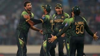 Pakistan scheduled to play two Tests, three ODIs in Sri Lanka in August