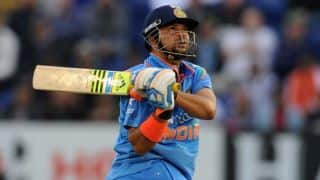 Suresh Raina hits 4th ODI ton in India vs England 2nd ODI at Cardiff