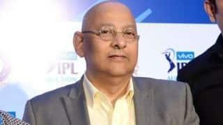 ICC और ACC बैठक में भाग नहीं लेने पर अमिताभ चौधरी को नोटिस जारी