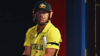 David Warner to tie knot with Candice Falzon
