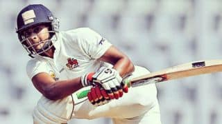 IND A vs AUS warm-up match, Day 2 report: Iyer stands tall amidst top-order collapse