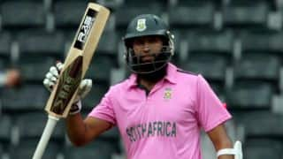 South Africa vs India 2013: Hashim Amla 'a bit embarrassed' by beating Viv Richards's ODI record