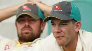 Australia slip to fifth spot in ICC Test rankings