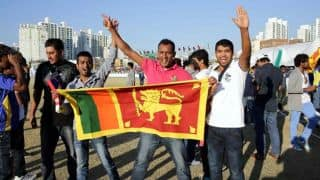 Sri Lanka police fires teargas on cricket fans trying to enter stadium for 4th ODI vs Australia