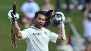 Sachin Tendulkar retired from ODI cricket three years ago, today