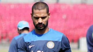 ICC Cricket World Cup 2015: Shikhar Dhawan, Akshar Patel in spotlight as India fret on playing XI