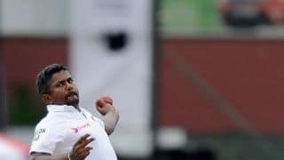 Rangana Herath likely to miss 1st Test vs New Zealand at Christchurch