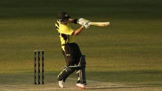 JLT One-Day Cup: Western Australia cruise to five-wicket win
