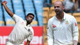 I watched Ravichandran Ashwin's footage, before Ashes series: Nathan Lyon