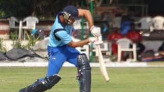 Delhi's Mohit Ahlawat becomes first batsman to score 300 in T20 cricket