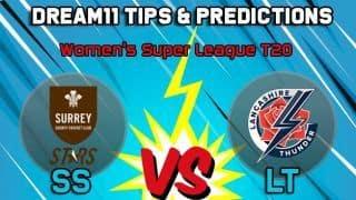 Dream11 Team Surrey Stars vs Lancashire Thunder Match 4 KSL 2019 KIA SUPER LEAGUE T20 – Cricket Prediction Tips For Today's T20 Match SS vs LT at Guildford
