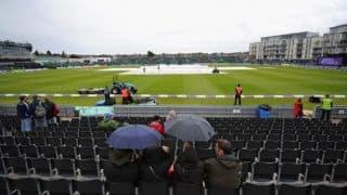 India vs England 1st ODI abandoned due to rain
