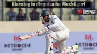 Rahim playing solely as a batsman in one-off Test vs India could help him regain lost form