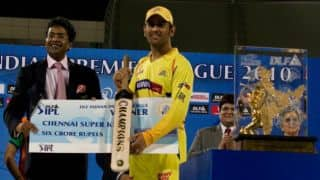 Lalit modi reveals Dhoni's salary!