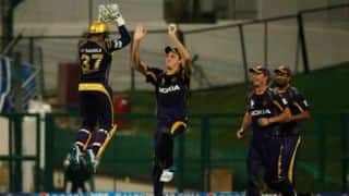 CLT20 2014: Gautam Gambhir says, KKR were not complacent while playing against Dolphins