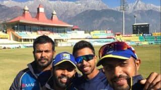 India coach Ravi Shastri takes dig at Sri Lanka ahead of Dharamsala ODI?