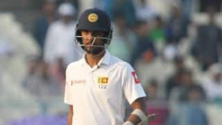Chandimal dropped for ODIs against India