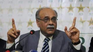 Najam Sethi hopes to see Shahryar Khan re-elected as PCB chairman