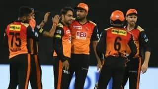 In Pictures: SRH vs KXIP, Match No. 25, IPL 2018