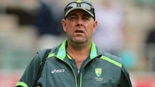 Darren Lehmann denies rift with Michael Clarke