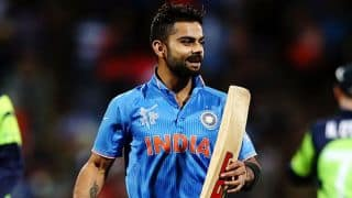 India maintain 2nd spot, Virat Kohli rises to 2nd spot in ICC ODI Rankings