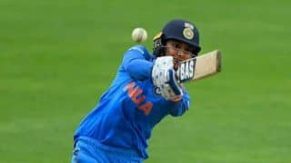 WV Raman keen on improving Smriti Mandhana's 'patience'
