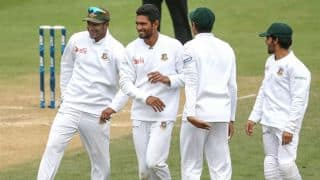 Bangladesh all-out for 305 runs against Australia in 2nd Test