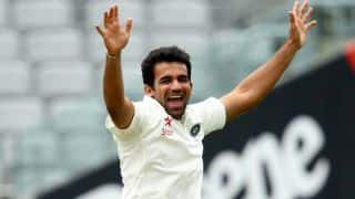 Zaheer Khan's coach fears he has played last match for India