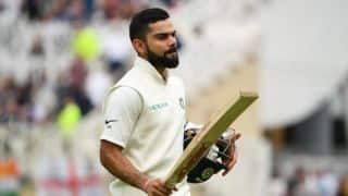 We thought the fast bowlers were going to be more productive for us: Virat Kohli