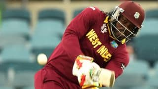 England vs West Indies: Chris Gayle out for 37 in his ODI come back match in 2 years
