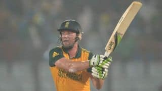 AB de Villiers dominates CSA Awards: List of winners