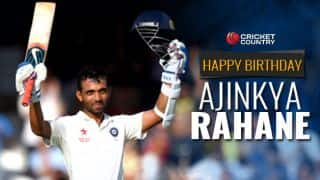 Ajinkya Rahane: 16 facts about the classy Indian batsman