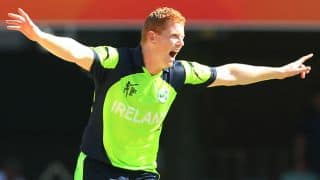 Kevin O'Brien slams fastest half-century for Ireland in World Cup history versus United Arab Emirates