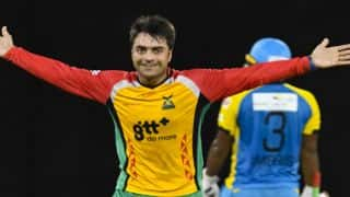CPL 2017: GAW all-round brilliance thump SLS by 7 wickets
