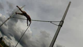 13th National Youth Athletics Championship 2016: Dhirendra Kumar clinches gold in Pole Vault following record breaking performance