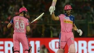Jos Buttler, Shreyas Gopal star in Rajasthan's victory against Bangalore