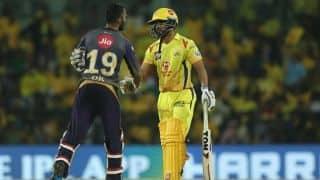 In Pics: IPL 2019, Match 23, Chennai Super Kings vs Kolkata Knight Riders