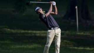Mauritius Open 2016: Rashid Khan tied on second