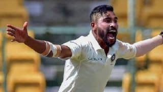 Bowlers put India A firmly in driver's seat on opening day of unofficial Test