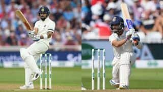 VIDEO: England hit back after Kohli-Rahane show