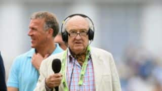 Legendary commentator Henry Blofeld announces retirement