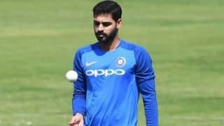 Cricket World Cup 2019: Bhuvneshwar Kumar backs India's bowling attack to make impact on any surface