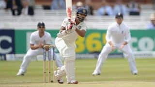 England continue to make inroads as India lose Shikhar Dhawan on Day 4 of 3rd Test at Southampton