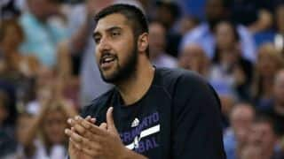 Sim Bhullar: The challenging part for me was the speed of NBA