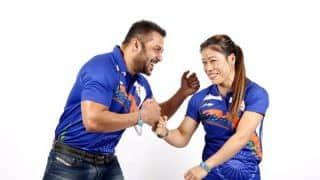 Olympic medalist Mary Kom brings her winning attitude to work: Salman Khan